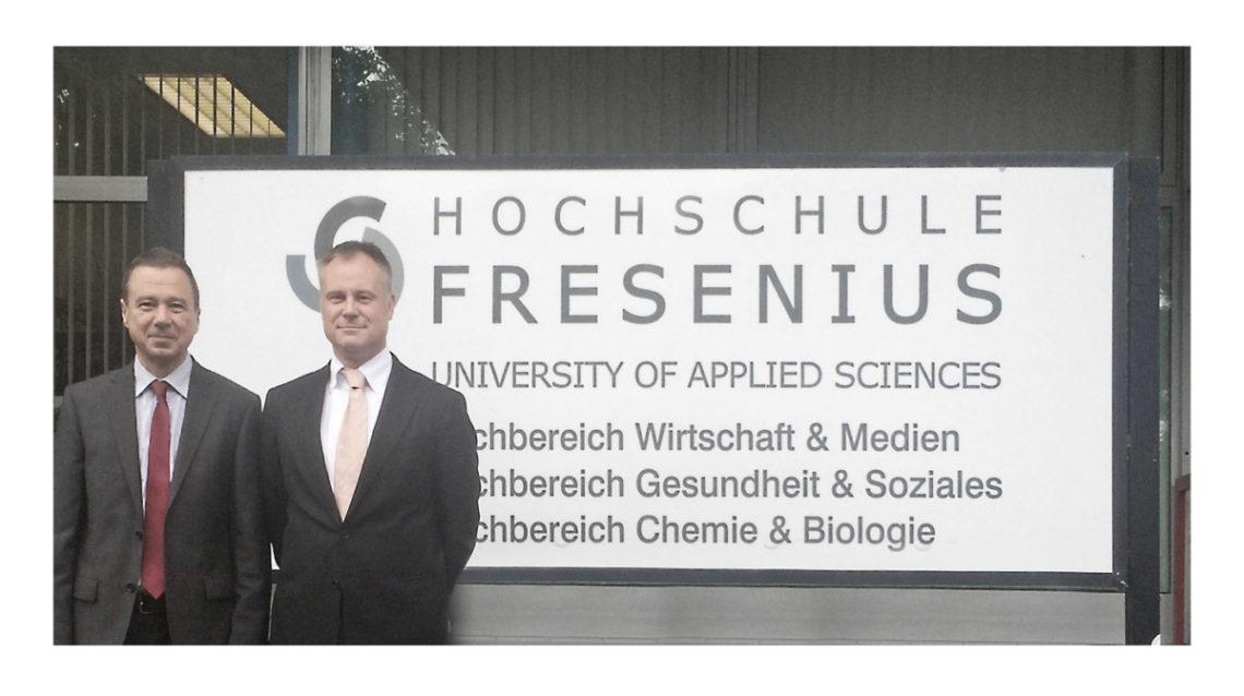Peter Salostowitz und Armin Bonhoff