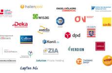 Namhafte Unternehmen und Institutionen aus der Immobilienwirtschaft